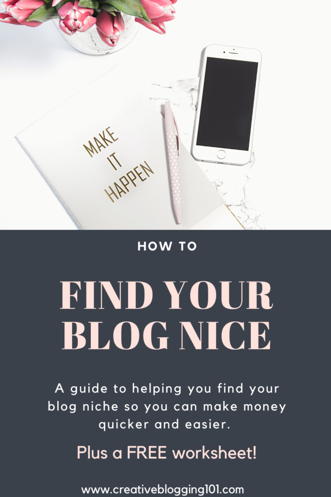 Finding Your Blog Niche