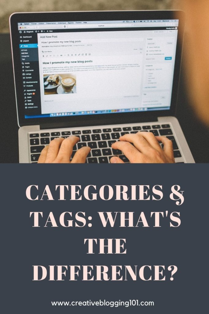 Difference Between Categories and Tags in WordPress